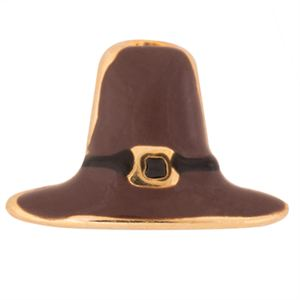 Picture of Pilgrim Hat Charm