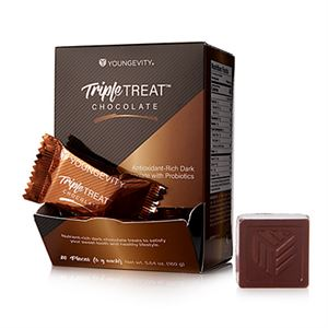 Picture of Triple Treat™ Chocolate - 20 count box